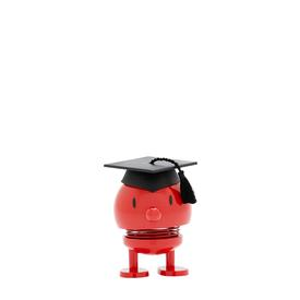 Hoptimist Graduation Cap Bumble - Red
