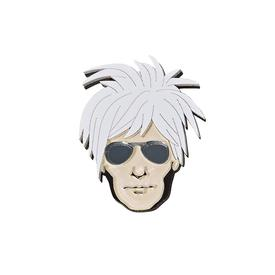 Andy Acrylic Pin