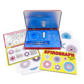 Spirograph Retro Design Set Tin