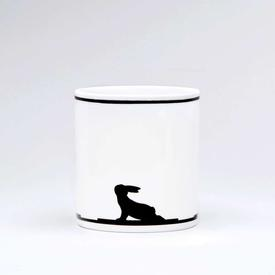 Yoga Rabbit Mug