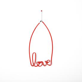 Love Necklace - Red RED
