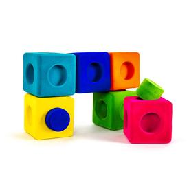 Rubbablox Foam Building Blocks