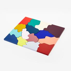 Wood Color Puzzle