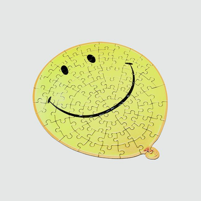 Smiling Balloon Puzzle