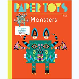 Paper Toys: Monsters