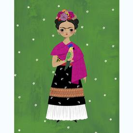 Frida Paper Doll Kit