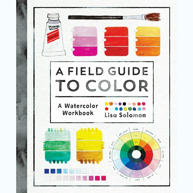 Field Guide To Color : A Watercolor Workbook
