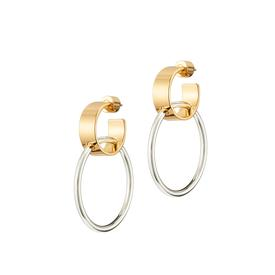 Imogen Hoop Earrings