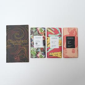 Artful Chocolate Gift Bundle - Set of 4
