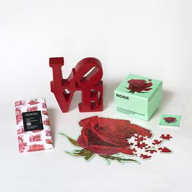 Love and Roses Gift Bundle - Set of 3