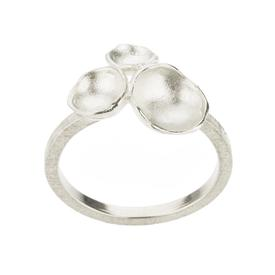 Mini Tri-Pod Ring STERLING