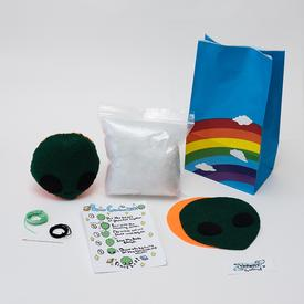 DIY Alien Yarnies Kit