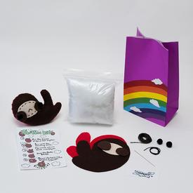 DIY Sloth Yarnies Kit