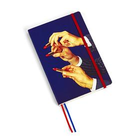 Lipstick Notebook - Large