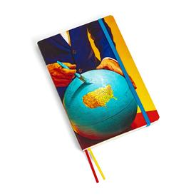Globe Notebook - Large