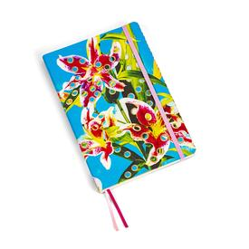 Flowers Notebook - Large