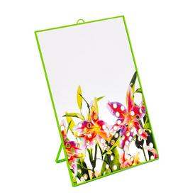 Flowers with Holes Mirror