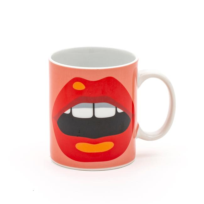 Pop Art Mouth Mug