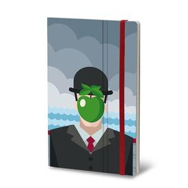 Magritte Apple Notebook