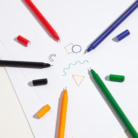 Rollerball Pen Set - Rainbow
