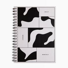 Dada Daily Weekly Monthly Planner