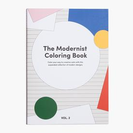 Modernist Coloring Book
