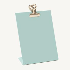 Clipboard Frame Small - Light Blue