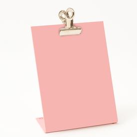 Clipboard Frame Small - Pink