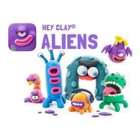 Build an Alien Clay Kiit