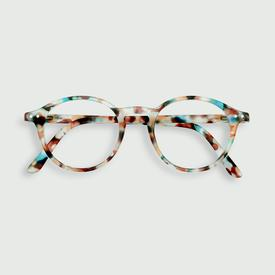 Screen Reader Glasses D - Blue Tortoise