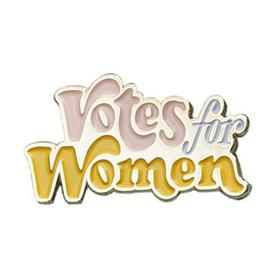 Votes for Women Enamel Pin