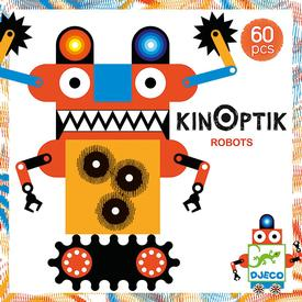 Kinoptik Robots Construction Design Toy