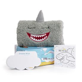 Sharkie Dreamimal Dream Pillow GREY
