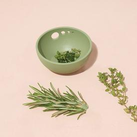 Herb Pull and Pinch Dish