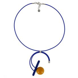 Melody Necklace - Royal Blue