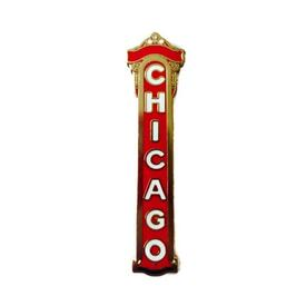 Chicago Pin