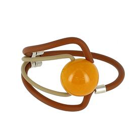 Vasarely Bracelet - Brown