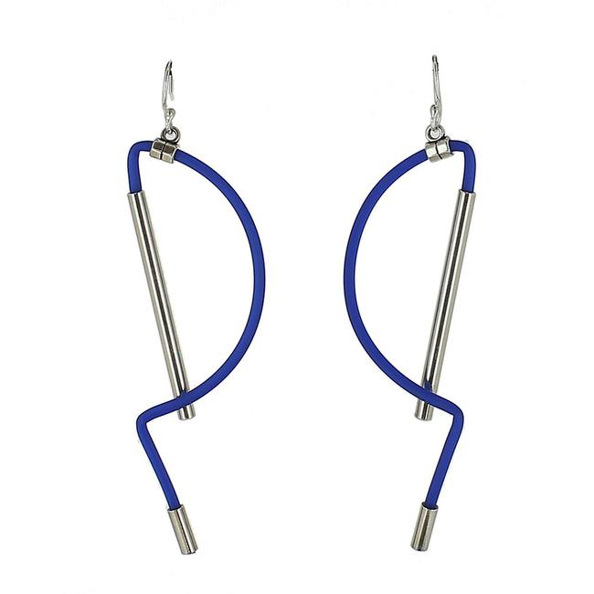 Pinacéa Earrings - Blue