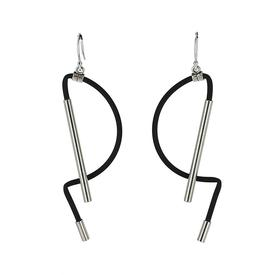 Pinacéa Earrings - Black