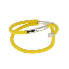 Parallel Bracelet - Yellow