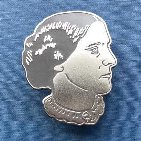 Susan B. Anthony Pin