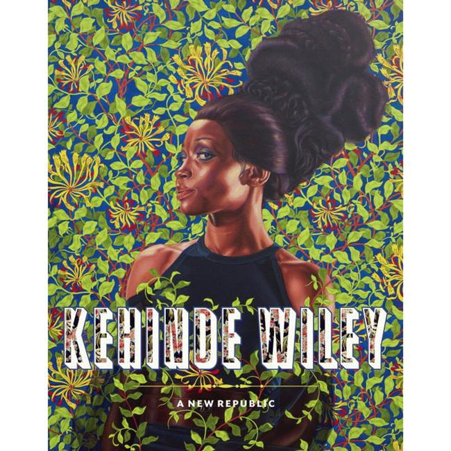Kehinde Wiley : A New Republic