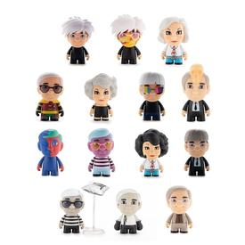 Andy Warhol Faces Figure - Assorted Blind Box