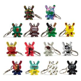 Andy Warhol Dunny Keychain - Assorted Blind box