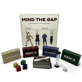Mind the Gap Board Game