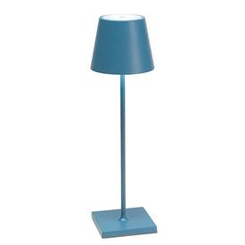 Poldina Portable Table Lamp - Blue