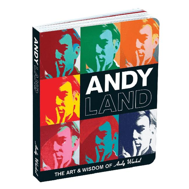 Andyland : The Art & Wisdom Of Andy Warhol