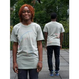 Brandon Breaux X MCA Facilitate Safe Space T-Shirt
