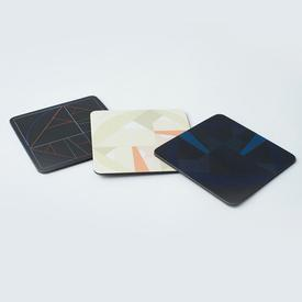 Brandon Breaux X MCA Coasters Set of 6