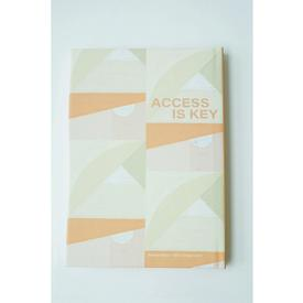 Brandon Breaux X MCA Access is Key Journal PEACH_MULTI